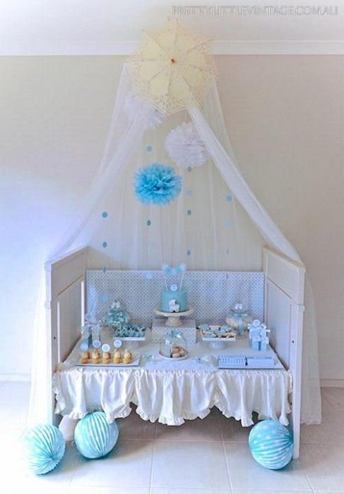 candy-bar-baby-shower-berceau