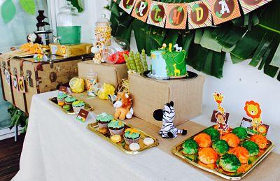candy bar Jungle Guadeloupe