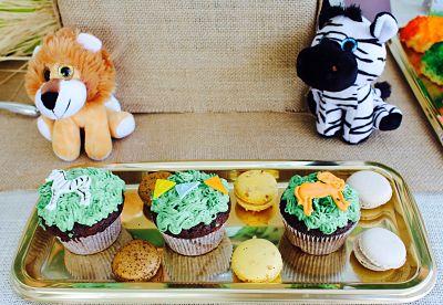 cup-cakes-jungle-enfant