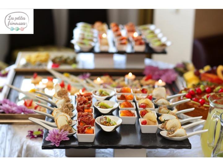 buffet mariage Guadeloupe